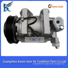 For NISSAN teana compressor parts 12v china supplier